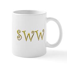 SWW gold Mug