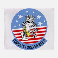 3-cat_02 copy.jpg Throw Blanket