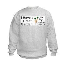 Great Garden Sweatshirt