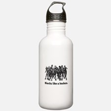 Unique Derby Water Bottle