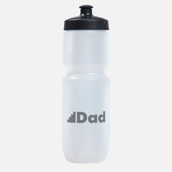Step Dad Sports Bottle