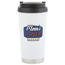 mom's diner Travel Coffee Mug