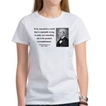 Ralph Waldo Emerson 4 Women's T-Shirt