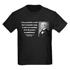 Ralph Waldo Emerson 4 T