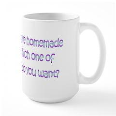 Homemade Gifts Mug