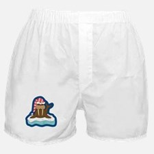 Cute Happy Boxer Shorts