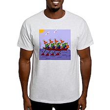 Ducks Rowing T-Shirt