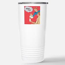 Helpless F Travel Mug