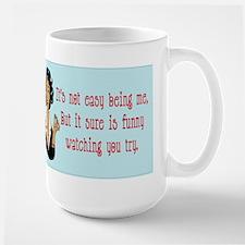 Easy Being Me Mugs