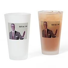Cute Gross joke Drinking Glass