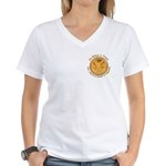 Mex Gold Women's V-Neck T-Shirt