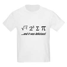 Unique Math T-Shirt