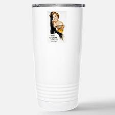 Used to Drink Travel Mug