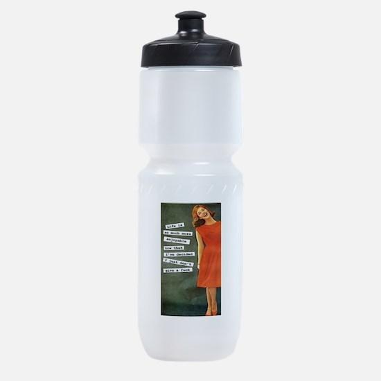 Give a F Sports Bottle