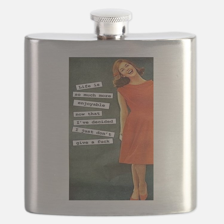 Give a F Flask