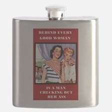 Every Good Woman Flask