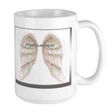 Angel logo Mug