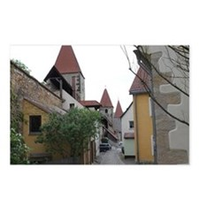 Lane in Amberg Postcards (Package of 8)