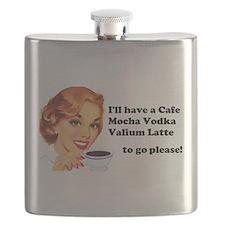 Vodka Latte ToGo Flask
