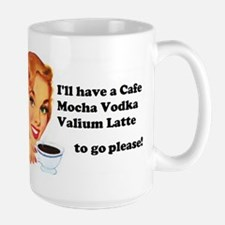 Vodka Latte ToGo Mugs