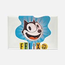 Cute Felix Rectangle Magnet