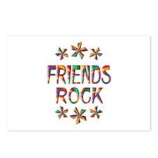 Friends Rock Postcards (Package of 8)