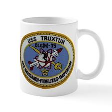 USS TRUXTUN Mug