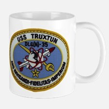 USS TRUXTUN Small Small Mug