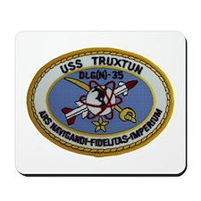 USS TRUXTUN Mousepad