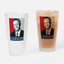 Ben Carson 2016 Drinking Glass