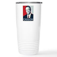 Ben Carson 2016 Travel Mug
