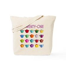 21-birthday-06.png Tote Bag