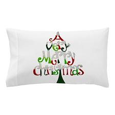 Christmas Tree Pillow Case