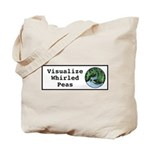 Visualize Whirled Peas Tote Bag