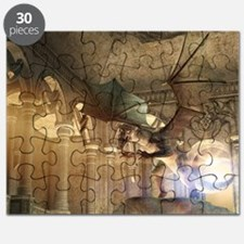 The dragon in the castle Puzzle