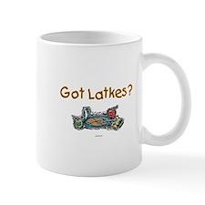 Got Latkes Chanukah Mug