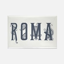 Roma 2 Rectangle Magnet