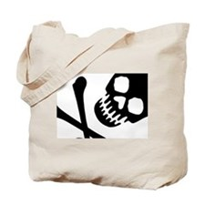 CROSSBONES Tote Bag