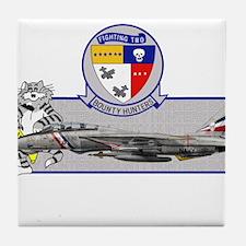 vf2shirt copy.png Tile Coaster