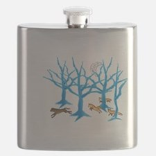 Funny Fallout Flask