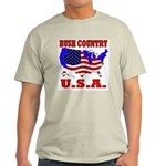 Bush Country USA Ash Grey T-Shirt