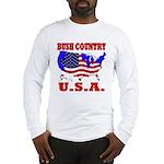 Bush Country USA Long Sleeve T-Shirt