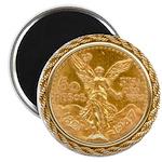 Mexican Oro Puro w/bezel 2.25