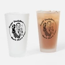 Sugar Daddies Fun Drinking Glass