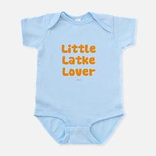 Little Latke Lover Chanukah Body Suit