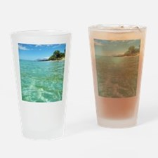 Maui Time Drinking Glass