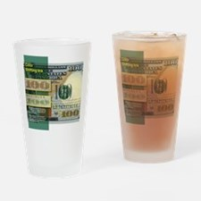 100 calendar OVI Drinking Glass