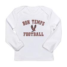 Bon Temps Football Long Sleeve T-Shirt