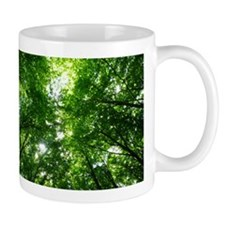 Sunlight in the Trees Mugs