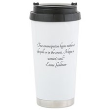 Cute Goldman Travel Mug